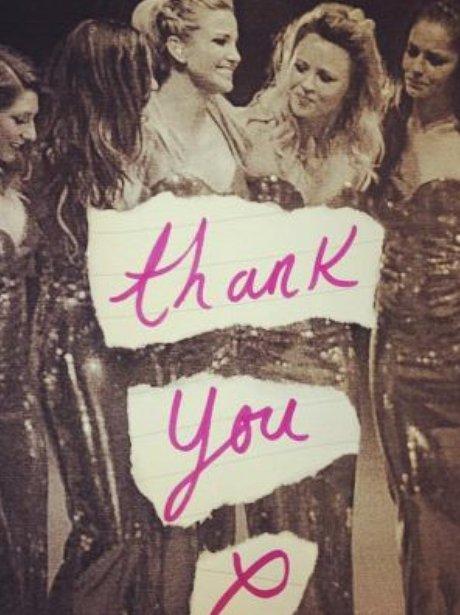 Girls Aloud 'Thank You'