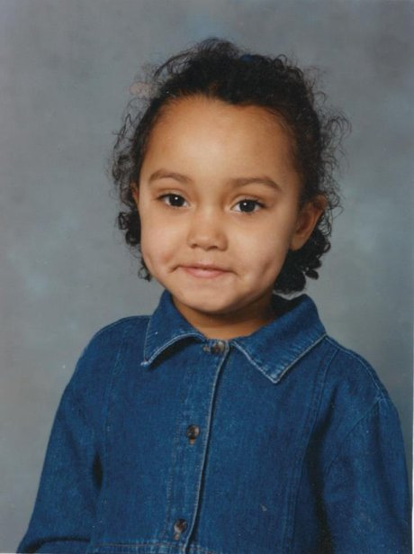 Leigh Anne Baby Picture