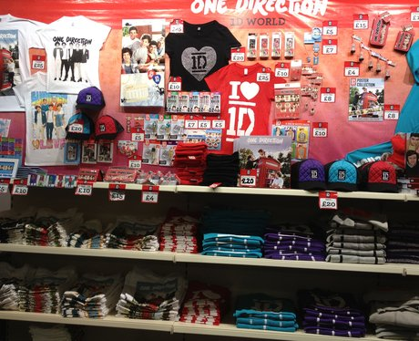 One Direction Shop Leeds