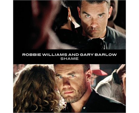 Robbie Williams and Gary Barlow- Shame