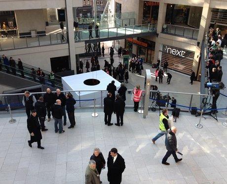Trinity Leeds Opening