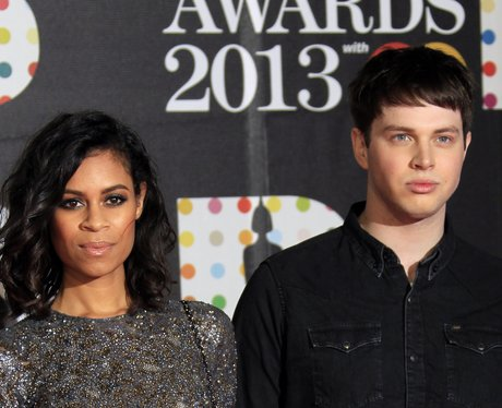 AlunaGeorge At The BRIT Awards