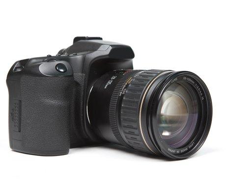 Lady Gaga present ideas: a camera