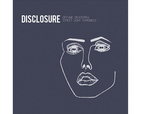Disclosure 'Offline Dexterity' artwork