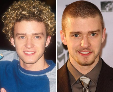 Old School Jt Had Some Serious Long Curls Going On But These Days Justin Keeps Capital