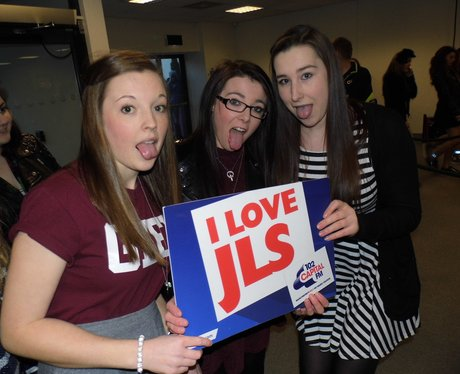 JLS #Hashtag Party 1