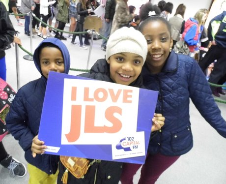 JLS #Hashtag Party 2