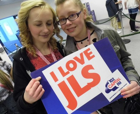 JLS #Hashtag Party 2