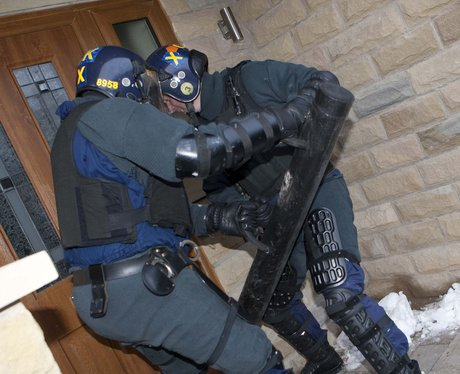 Manchester Drugs Raids
