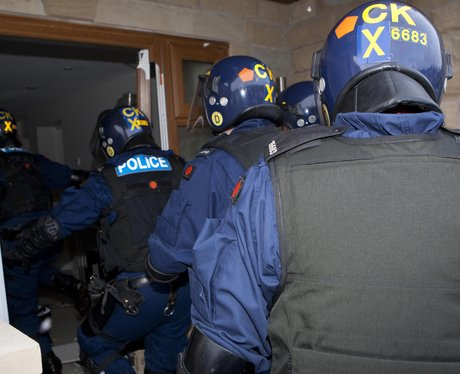 Manchester Drugs Raids