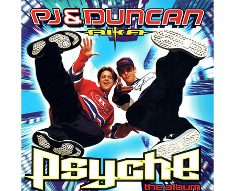 PJ and Duncan- Psyche