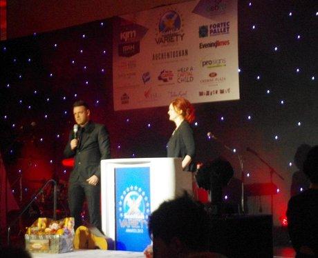 Scottish Variety Awards 2013