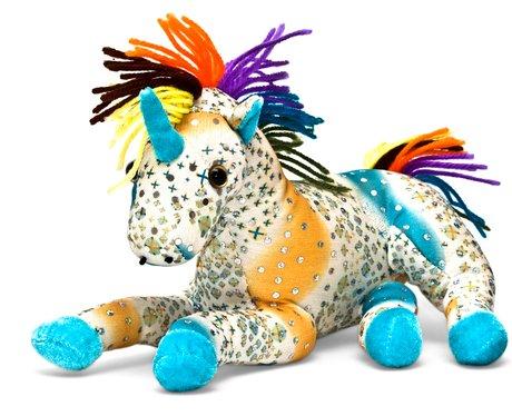 Lady Gaga present ideas: a toy unicorn