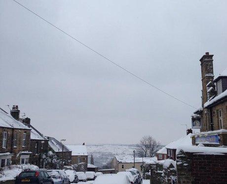 Yorkshire Snow Pics