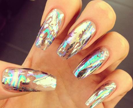 Jessie J's nails