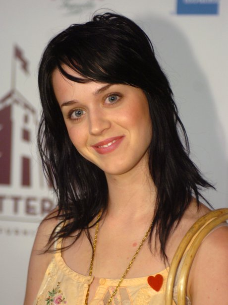 katy perry old picture