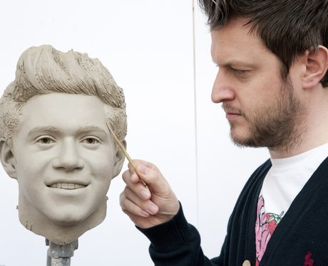 One Direction Waxwork