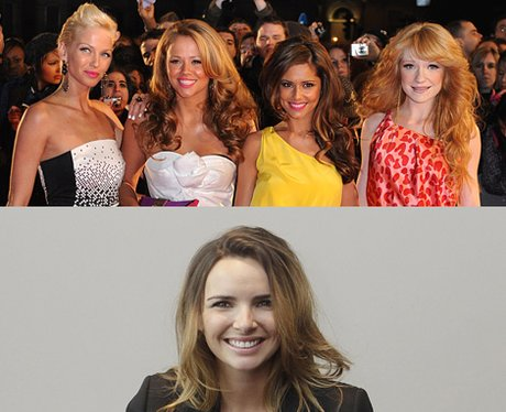 Nadine Coyle and Girls Aloud