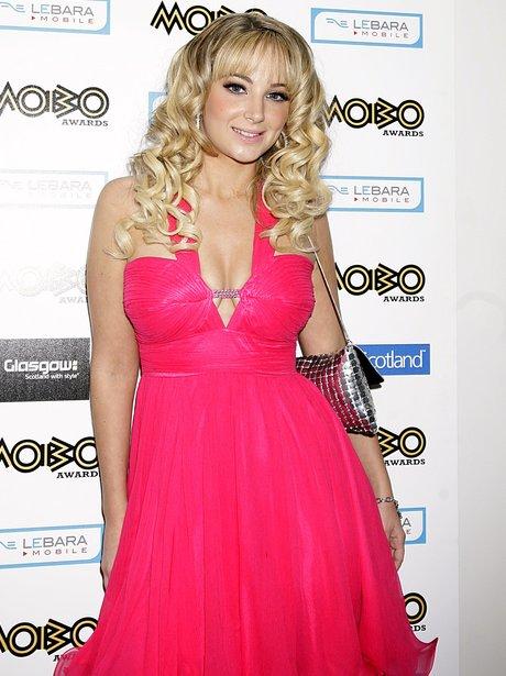 Tulisa Mobo Awards 2009