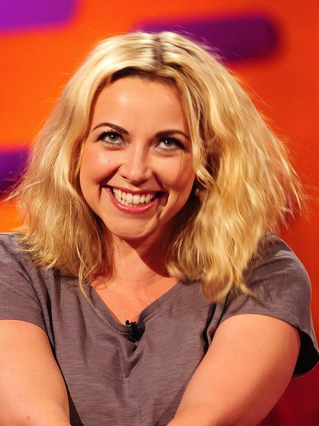 Charlotte Church on the Graham Norton show 2012