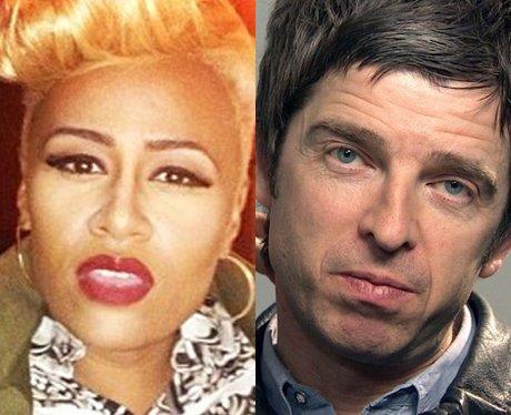 Emeli Sande and Noel Gallagher