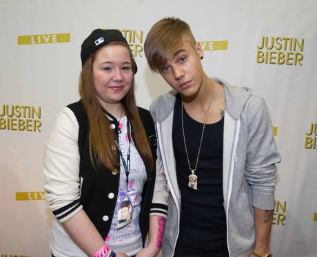 justin bieber with his new hair cut