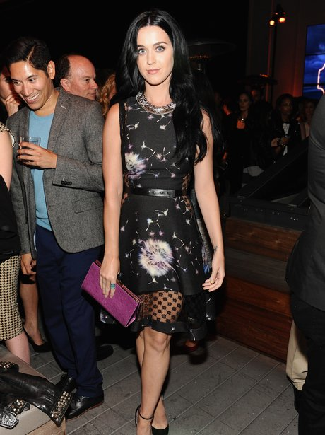 Katy Perry on night out