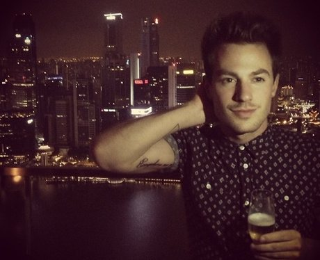 Lawson Far East Tour from Instagram