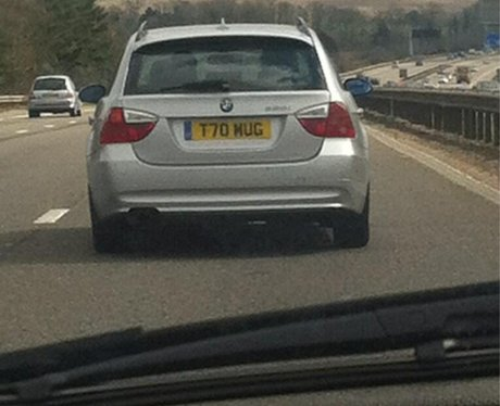 Personalised Number Plate 7