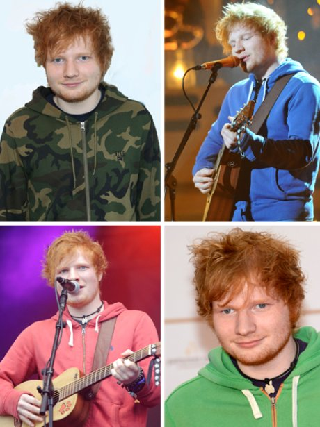 Ed Sheeran - hoodie