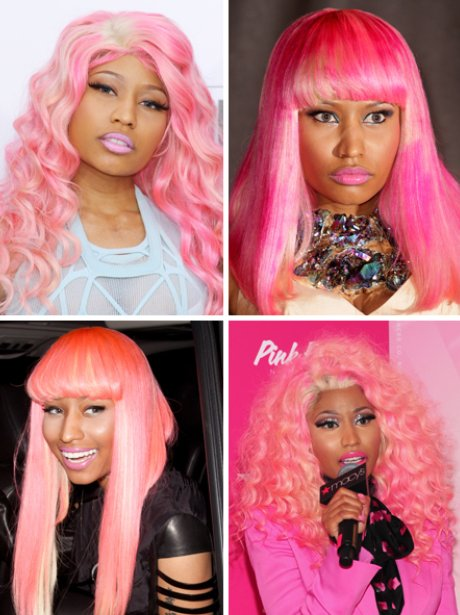 Nicki Minaj - The colour Pink