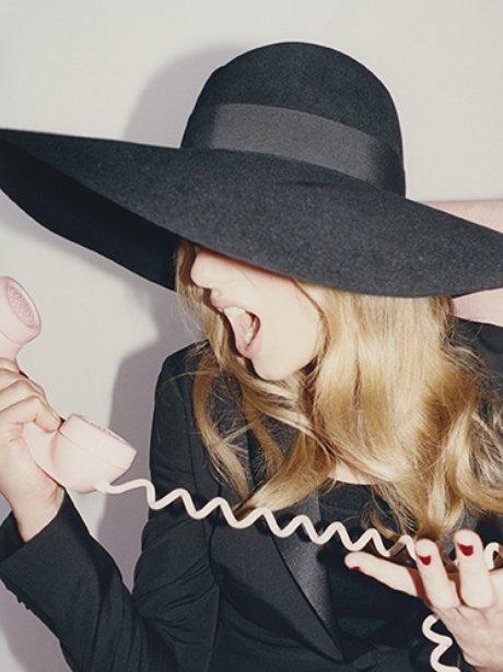 Taylor Swift Wonderland Magazine April 2013