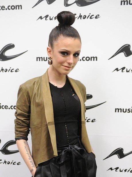 Cher Lloyd visits 'U&A' at Music Choice