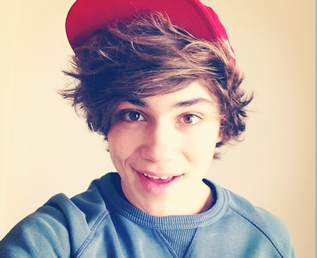 George from Union J ahead of the single premiere