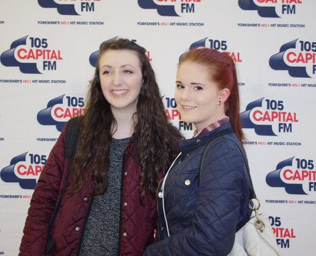 Meadowhall Student Lock In - April 2013