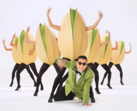 PSY Super Bowl Advert