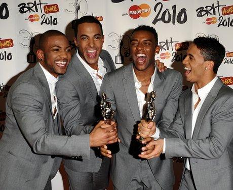 JLS Brits 2010
