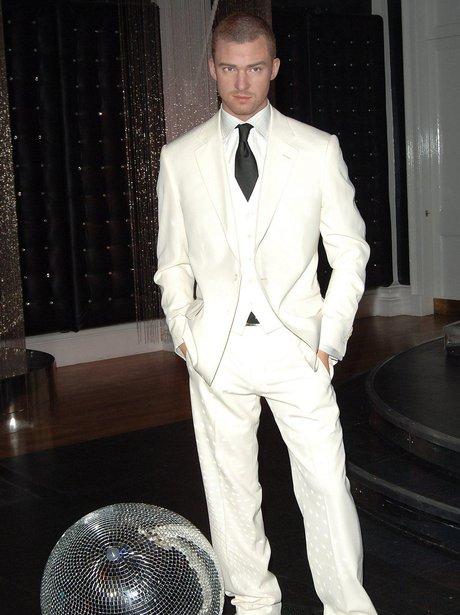 Justin Timberlake Waxwork
