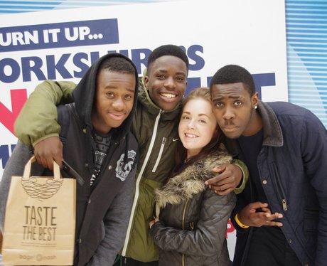 Kingsgate Student Takeover - April 2013