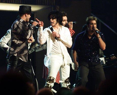 Michael Jackson and N Sync
