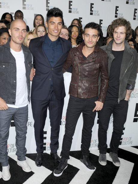 The Wanted perform without Nathan Sykes