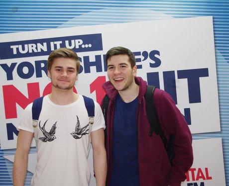 Trinity Leeds - Monday 22nd April 2013