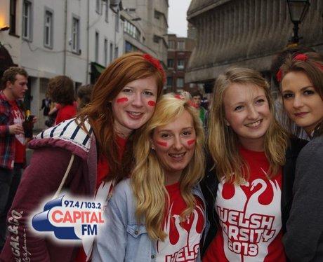 Wales Varsity 2013