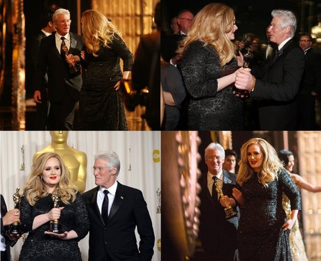 adele richard gere