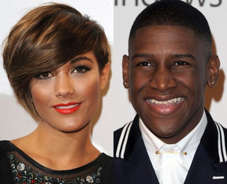 Frankie Sandford and Labrinth