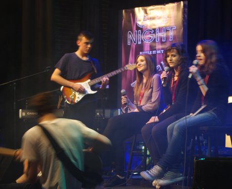Gig Night at Arnold Hill Academy