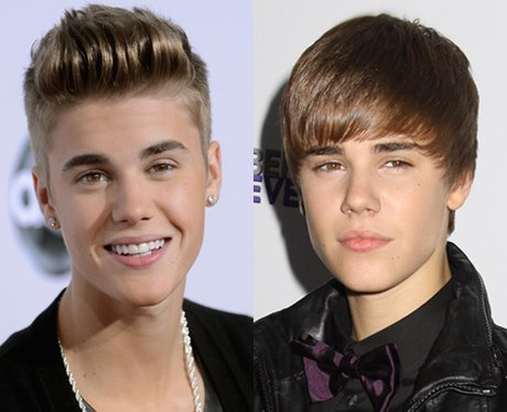 Justin Bieber Hair: Up Or Down?