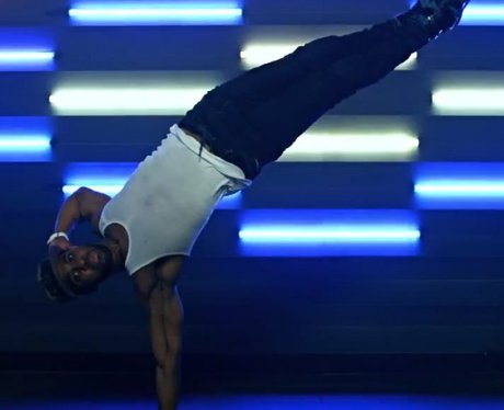 Jason Derulo in his 'The Other Side' music video