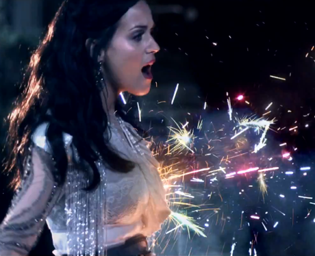 2. 'Firework' - Katy P... Katy Perry Fireworks Song