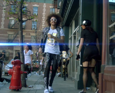 LMFAO's 'Party Rock Anthem' music video